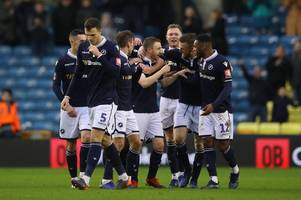 the squad numbers available to millwall with just nine days left of the january transfer window