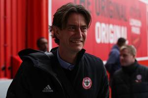 thomas frank: the championship's professor who is turning brentford into the complete outfit