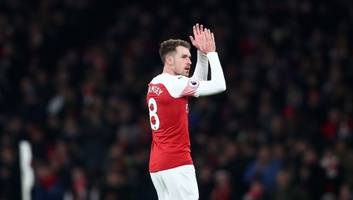 Aaron Ramsey's Juventus Switch Could Be Completed This Month if Arsenal Land Key Targets
