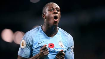 benjamin mendy named in man city squad for burton tie as he returns from injury