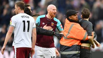 FA Fines West Ham £100,000 for Pitch Invasions That Took Place During Burnley Loss in 2018