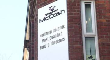 belfast undertaker's 'most qualified' in northern ireland claim rejected