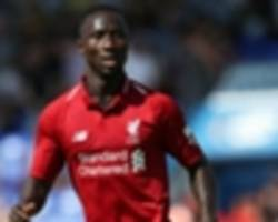 Liverpool midfielder Keita reflects on Guinea's Africa Cup of Nations failure