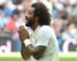 marcelo told to accept competition at real madrid amid juventus rumours