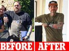 chef matt jennings loses 200 pounds after altering his diet