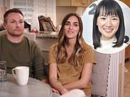 couple in marie kondo's show defends their relationship