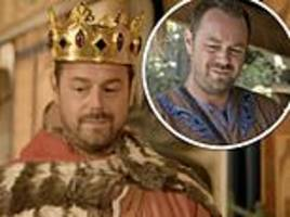 danny dyer's right royal family was a horrible history, by jim shelley