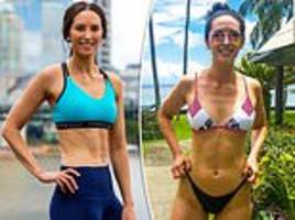 health experts shares tips to give you your dream figure at any age or stage