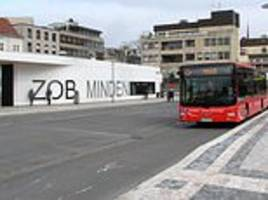 Drunk Afghan refugee drags 17-year-old German girl off a bus by her hair