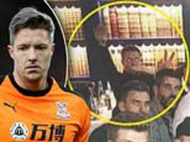 FA charge Wayne Hennessey after Crystal Palace goalkeeper's 'Nazi salute'