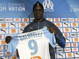 mario balotelli completes free transfer to marseille and vows to put latest controversy behind him