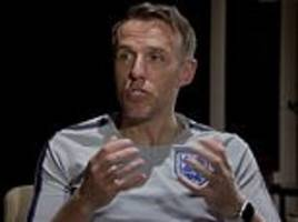 players force bosses out because they're bored, claims phil neville