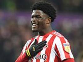 sunderland top scorer josh maja agrees to join bordeaux in £3.5m deal