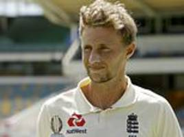 west indies vs england live scorecard: follow day one of the first test