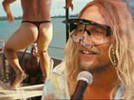 Matthew McConaughey plays the bongos and parades around in a thong in The Beach Bum trailer