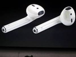 Apple to launch 'AirPods 2' wireless headphones 'in first half of this year'