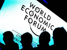 live from davos: the world's economic leaders discuss the future of computing technology