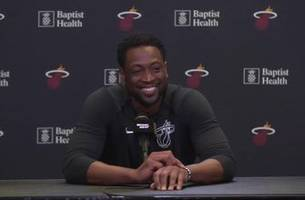 dwyane wade reflects on erik spoelstra's milestone with heat … and spo's hair!