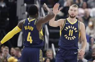 pacers host raptors in battle of two of east's best