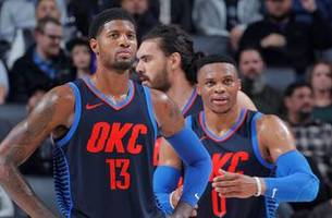 Colin Cowherd: Paul George is officially the Thunder's franchise player — not Russell Westbrook