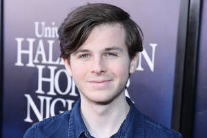 chandler riggs joins 'a million little things' in first tv role since 'walking dead' death
