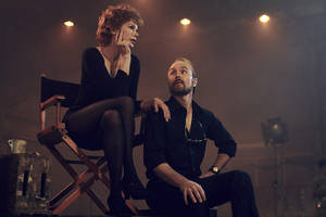 'fosse/verdon': fx sets premiere date for michelle williams, sam rockwell-led limited series
