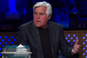 jay leno has no regret over 'tonight show' drama: 'can't think of anything i'd do different' (video)