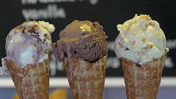 Don't lick ice cream, advises Turkish etiquette course