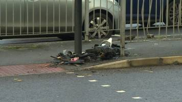 woman dies in bearwood police chase crash
