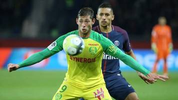emiliano sala voice message: striker 'really scared' on plane