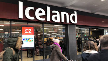Iceland still selling own-brand palm oil products despite pledge