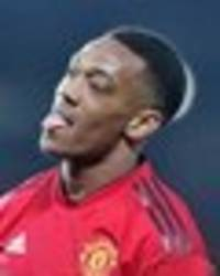 man utd news: anthony martial tells agent to agree contract extension