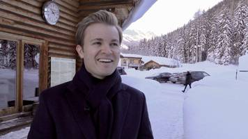 Nico Rosberg: Bringing F1 thinking to Davos