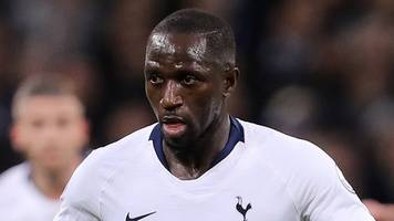 carabao cup: tottenham could have moussa sissoko back for second leg against chelsea