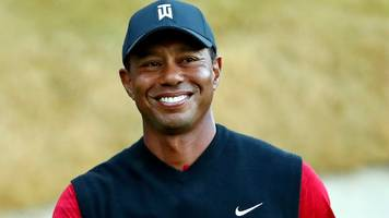 'it's great to be back' - woods returns to glory-laden torrey pines for his 2019 opener