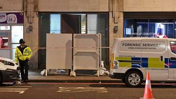 Park Lane party stabbing: Man charged with violent disorder