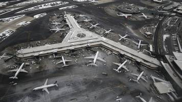 full operations resume at newark airport after nearby drone sighting