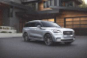 2020 lincoln aviator priced to fight at $52,195