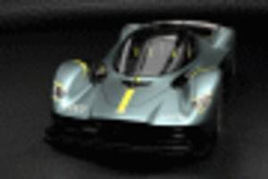 options for aston martin valkyrie include track pack, exposed carbon