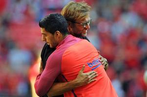 Luis Suarez interview about Jurgen Klopp and Liverpool has fans dreaming 'the legend will return'