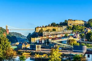 Bristol named the happiest city in Britain