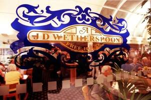 jd wetherspoon stops selling champagne and prosecco in its pubs
