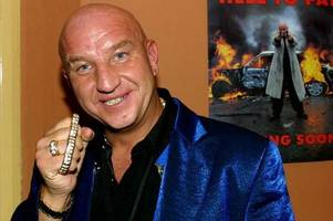 London gangster Dave Courtney pulls out of tattoo parlour opening