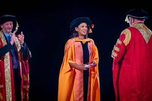 Anti-Brexit campaigner Gina Miller gets De Montfort University honorary degree