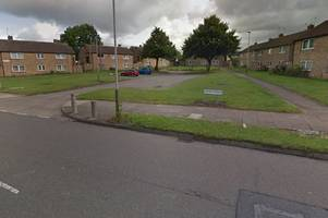 House fire in Aikman Close, Leicester is 'under investigation', say officials