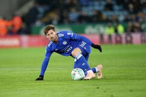 leicester city's adrien silva 'offered' to italian giants inter milan