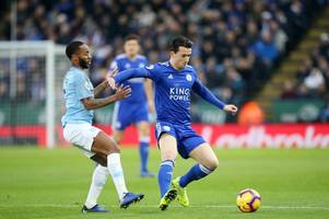 Leicester City's Ben Chilwell 'high' on list of Manchester City's summer targets