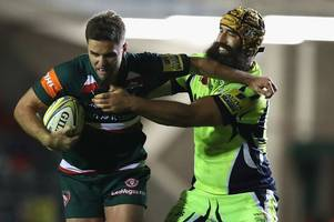 phil blake an excellent coaching fit for leicester tigers, says fly-half joe ford