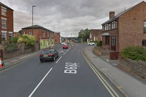 elderly woman 'forcibly' robbed of her handbag in old basford
