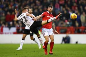 'it is tough at my age' - daryl murphy on managing his nottingham forest workload